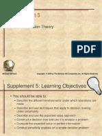 Student Slides Supplement 5