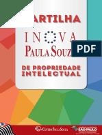2014_cartilha_INOVA de Propriedade Intelecutal