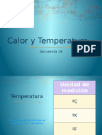 Calor vs Temperatura