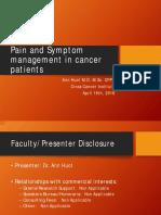 If Hp Cancer Linkages Workshop 2016 Palliative Management