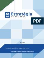 Aula 0 PDF Estratégia Português