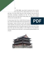 Arsitektur Dinasti Tang