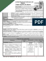 Plan y Programa de Eval Matematicas IV 2p 2016-2017