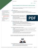 4.1 Situaciones Habituales en Las Reclamaciones y Quejas de Clientes