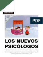 La psicología ya no es lo que era