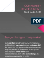 5. Community Development