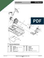 Motor Roscadora RIDGE - 535