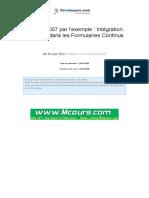 Access 2007 Integration d Images Dans Les Formulaires Continus