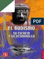 EL BUDISMO SU ESENCIA Y DESARROLLO.pdf