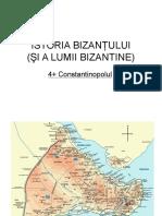 Instoria Bizantului - Constantionopol 3D