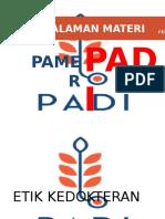 Pamer Padi