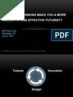 Futures & Design Thinking