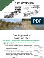River Bank Protection