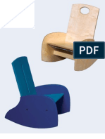 Woodworking plans - Childs Rocker
