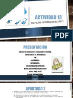 Actividad 13 (Equipo)