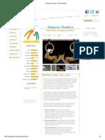 Gimnasia Olímpica - Puerto Vallarta Descripción