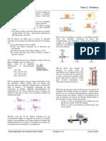 Cuestiones Tema 2b Física