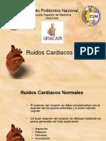 Ruidos Cardiacos Normales UNACAM mod1.ppt