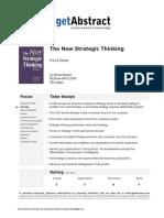 The New Strategic Thinking Robert en 5531 (1)