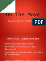 Physics Sample Lesson, PDF