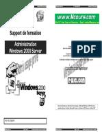 Administration Windows Server 2000