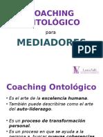 Coaching Ontológico Mediación