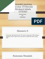 Penyakit Jantung Koroner ST-Elevasi Miokard Infark (STEMI)