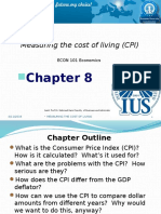 Chapter 8 Measuring the Cost of Living (CPI)
