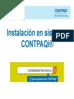 Instalaciones de sistemas CONTPAQi.pdf