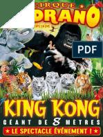 Medrano KingKong 2016