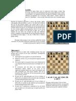 Ejemplos de Partidas Muy Cortas de ajedrez