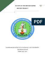 PDF Model Project