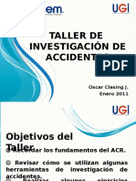 Taller Invest Accidentes