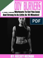 Full Body Burners Workouts