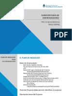 PAC Emprendedores -- Plan de Negocios -- DNA2BPM - 2016.05.Pptx