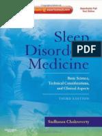 sleep disorders medicine.pdf