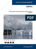 9i Grundfos SQFlex Renewable Energy Solutions Catalogue