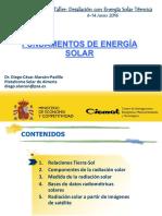 Fundamentos de Energia Solar