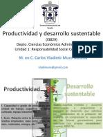 Productividad y Desarrollo Sustentable. RSE
