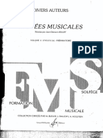 Dictees Musicales Vol2 Prof