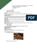 Condensado Materia Agrotecnia