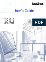 Cv Fax2840 Use Busr Lea792001