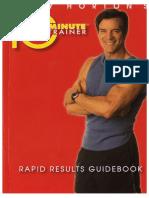 Rapid Results Guidebook