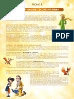LE PETIT PRINCE Fiche Pedagogique 1