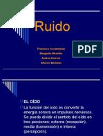 RUIDO - Francisco Covarrubias Et Al - Apresentação Em PowerPoint