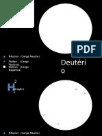 Deuterio Ou Proton Hidrogênio