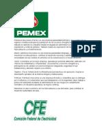Petroleos Mexicanos 1