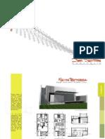 Book Projets Architecture Daniel Santisteban