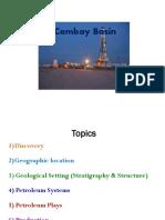 Cambay Basin India