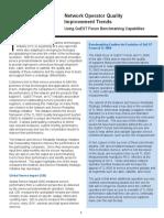 NetworkOperatorQualityImprovementTrends GSI IndustryReport Final
